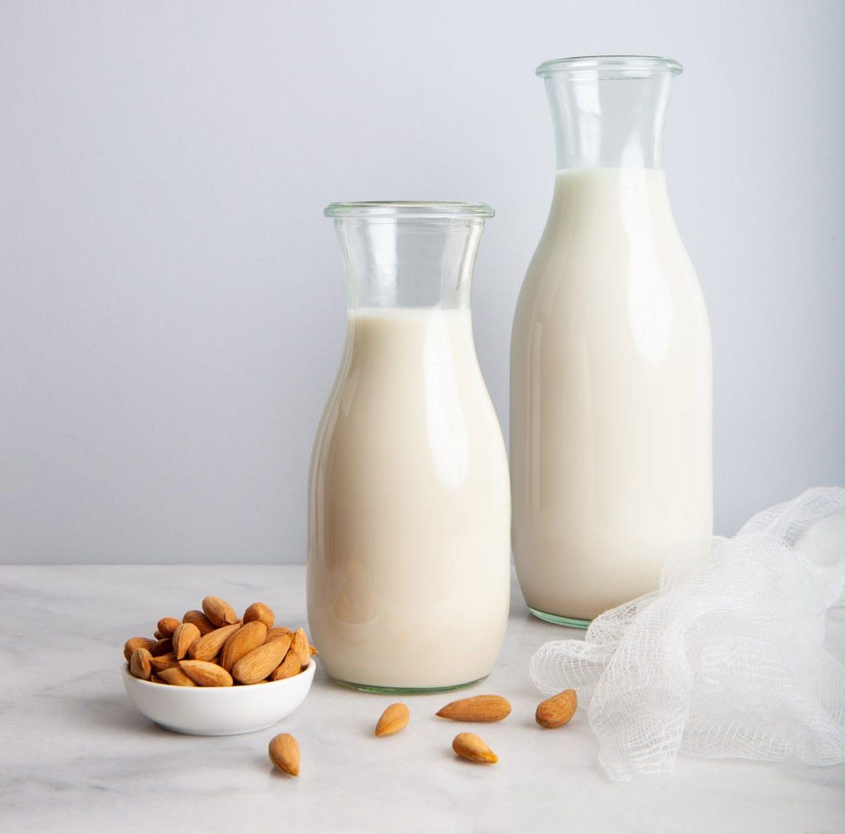 almond mylk ziba foods